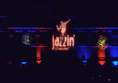 Éclairage Jazzin' Cheverny