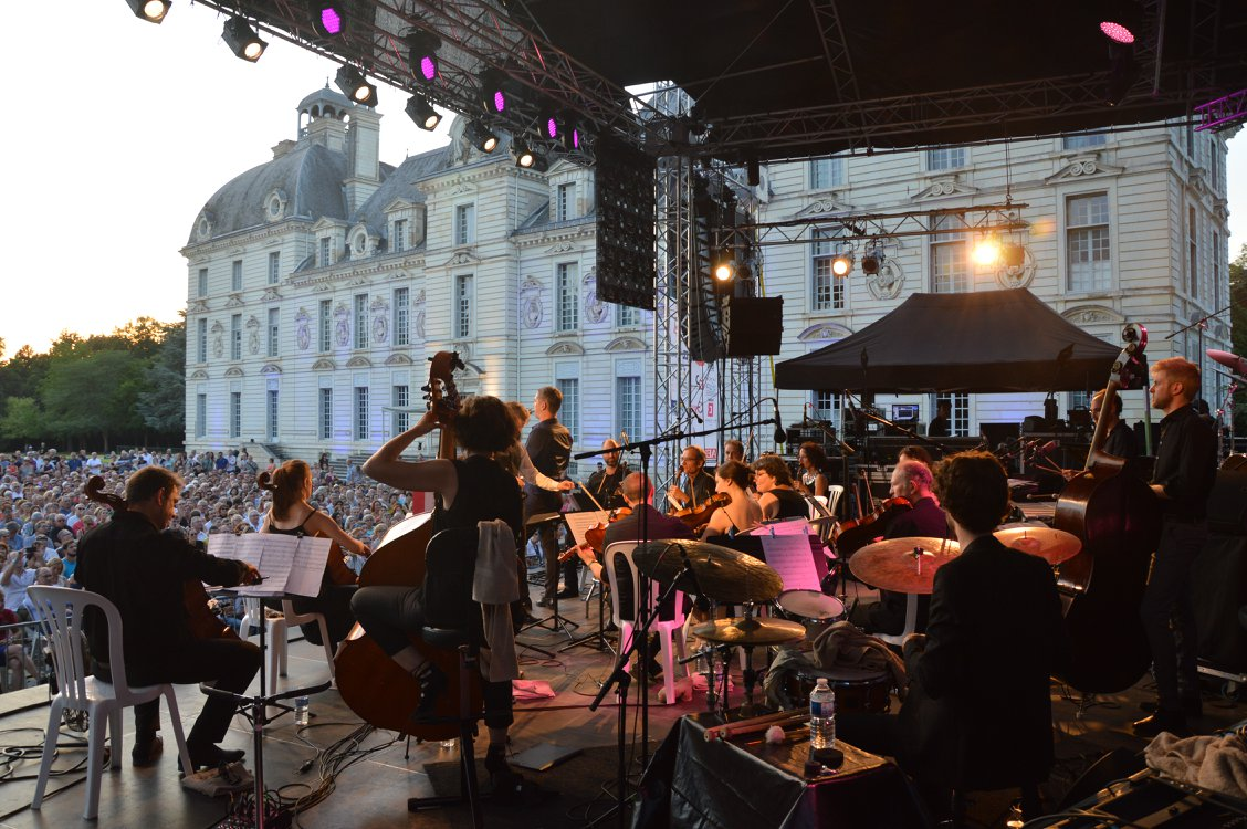 Jazz in Cheverny 2018